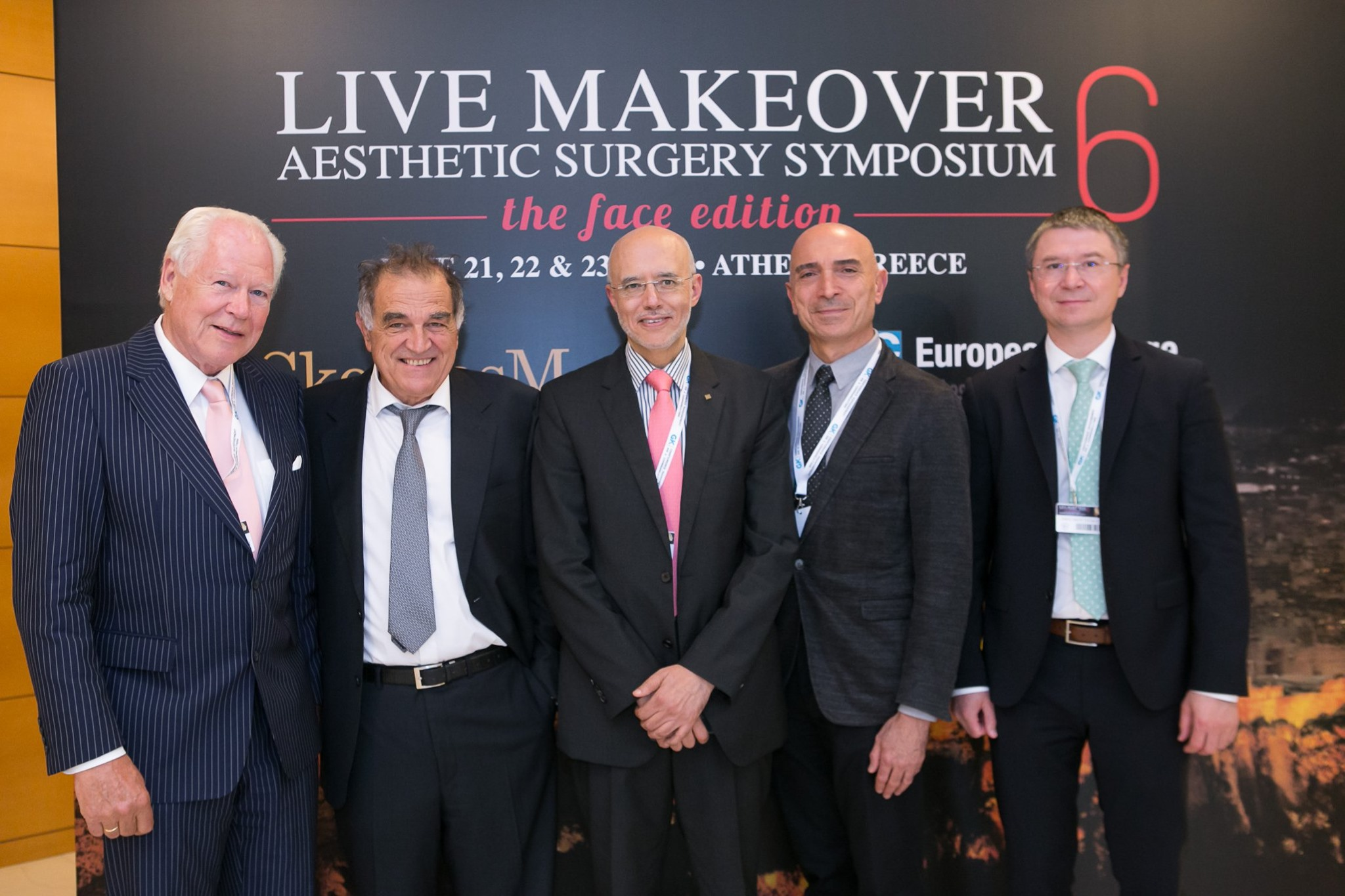 Live Makeover 6 Aesthetic Surgery Symposium